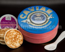 White Sturgeon Caviar Gift Set