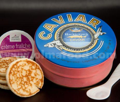 Hackleback Sturgeon Caviar Gift Set