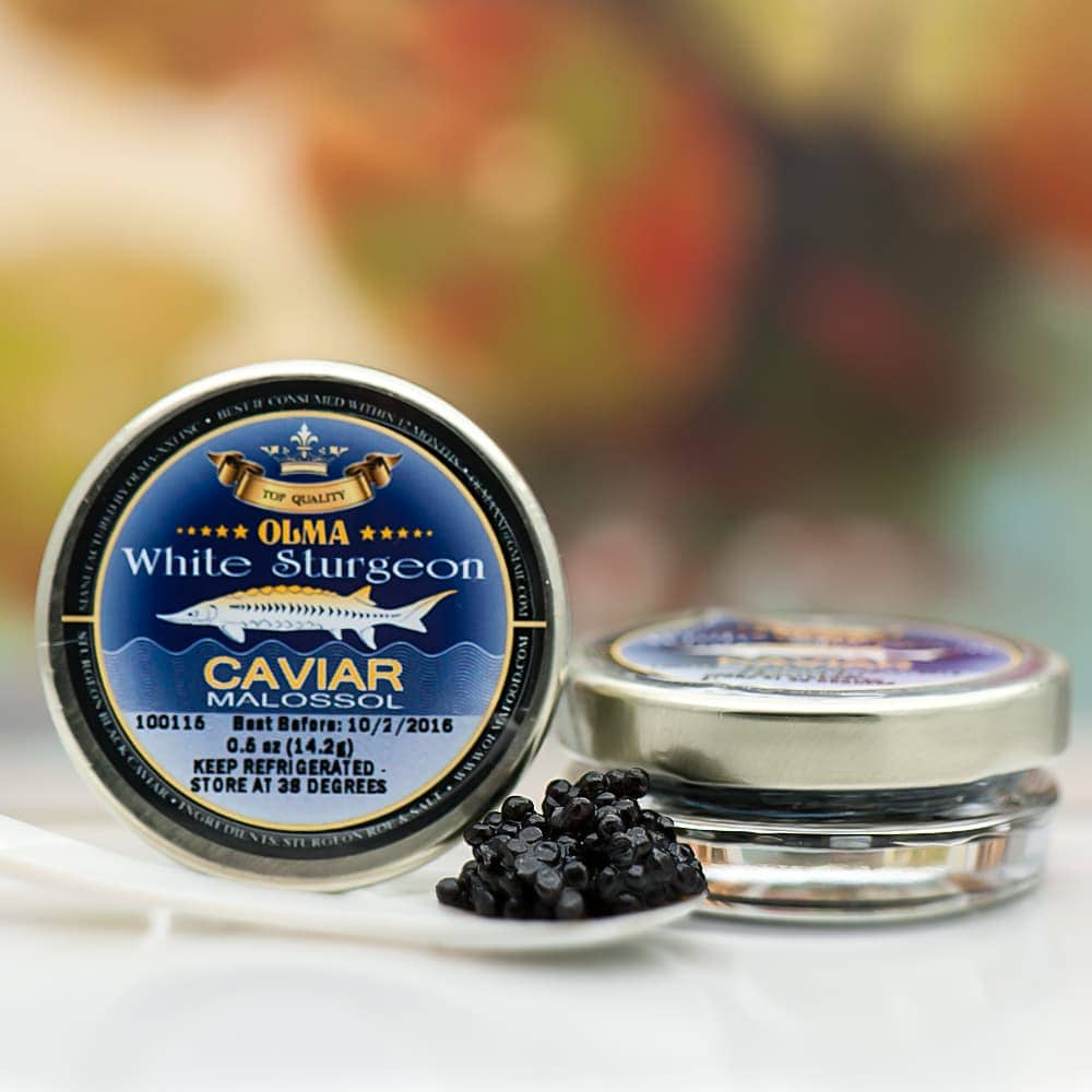 How to store caviar