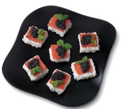 salmon-rice-squares